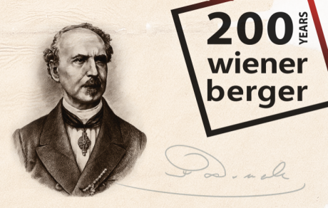 The nephew of Wienerberger; Alois Miesbach and CEO of Wienerberger in 1857.