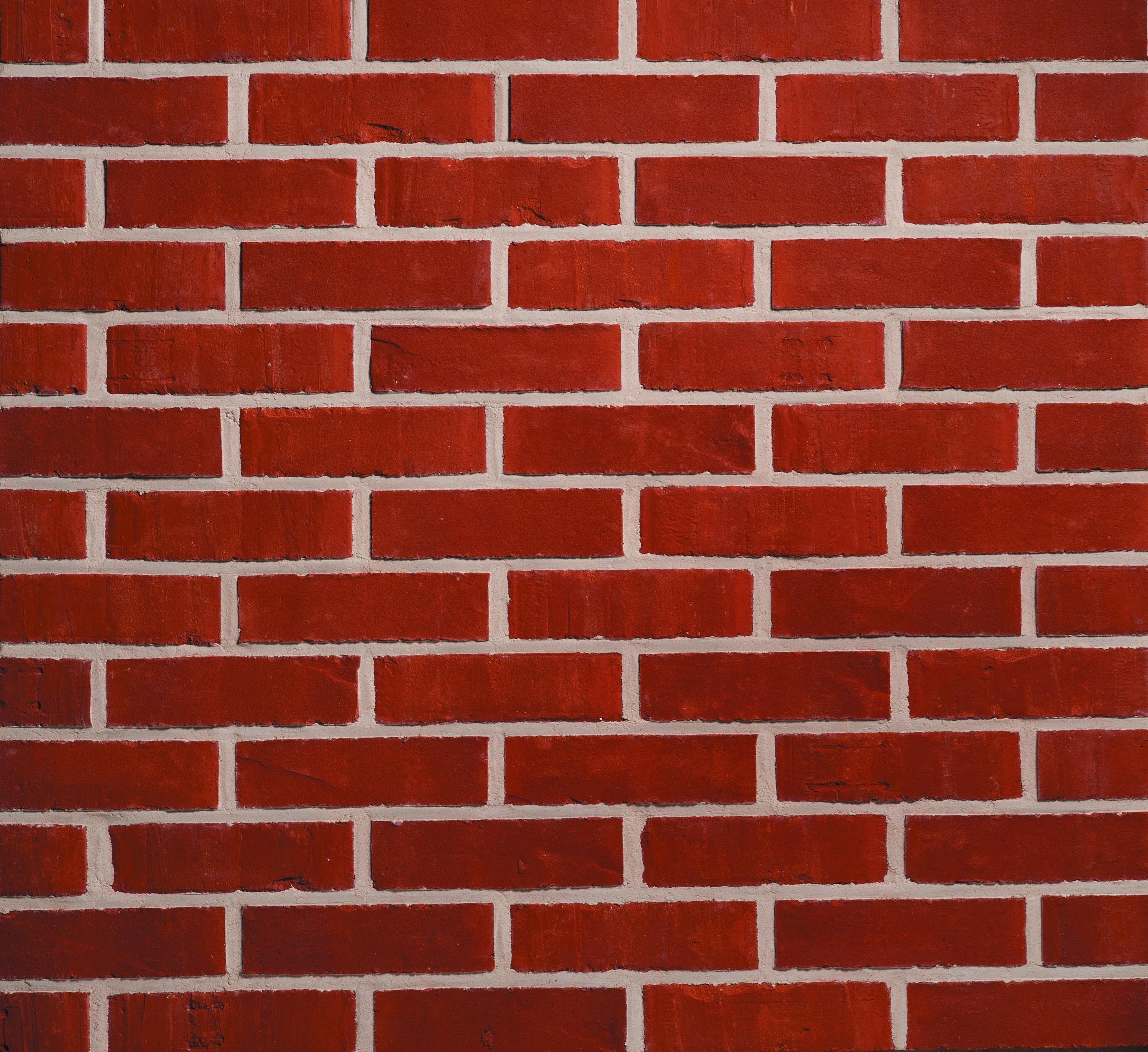 Mur En Brique Rouge rouge seclin