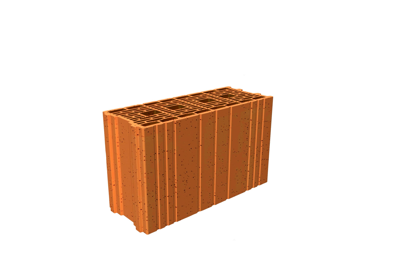 Faire Un Mur De Brique Intérieur brique porotherm gf r20 th+