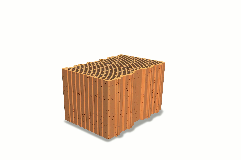 Brique Porotherm R 37